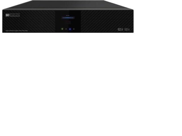 DIGITAL WATCHDOG DW-VFHD42T 4Ch VMAX Flex HD-SDi DVR, 2TB ...