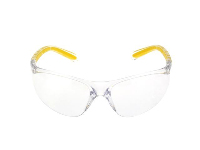 d367cd5864c8 DUCO Safety Glasses with Clear Anti-Fog and Anti-Scratch Wrap-Around Lenses