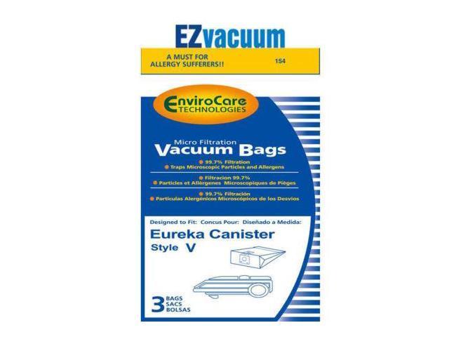Panasonic Style C13 C-13 Micro Allergen Vacuum Bags AMC-S5EP MC-3900 Vac 818