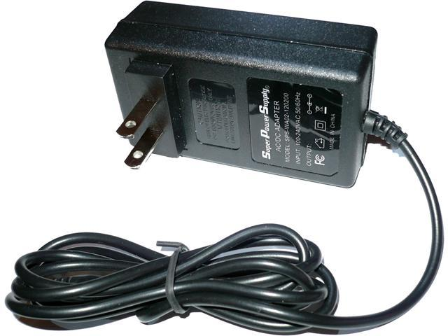 Super Power Supply® AC/DC Adapter Charger Cord Western Digital Wd My Book  External Hard Drive HDD 500gb 640gb Home Edition