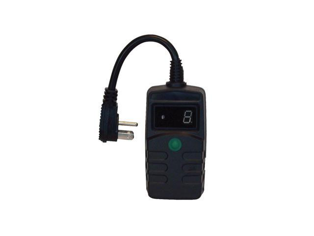 Cords Cables Pcc 36003 Photocell Photo Electric Digital Outdoor Timer