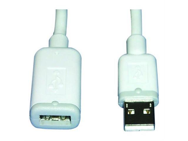 U2A1-A2-03-3PK NEW HOT! 4 Pack 3ft Shielded USB2.0 Type A M//F Extension Cable
