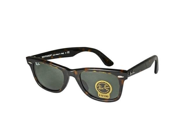 Ray Ban RB2140 Original Wayfarer Sunglasses - Tortoise