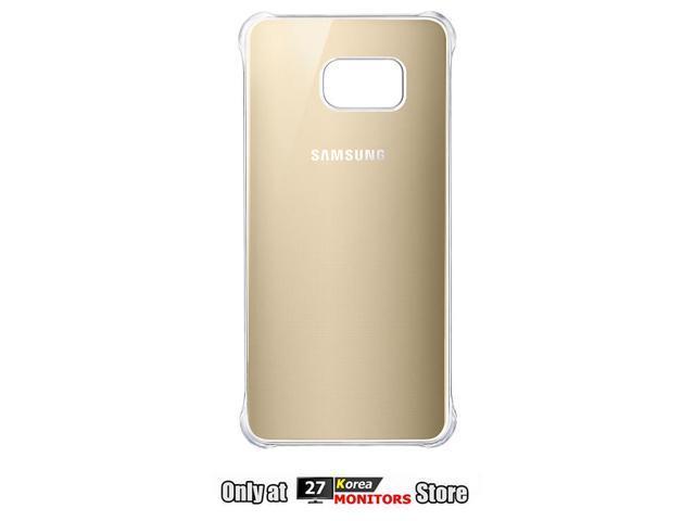 new product 81c0e e0038 Samsung EF-QG928MFEG Glossy Cover Case for Samsung Galaxy S6 edge Plus  (SM-G928) - Retail Packaging, Glossy Gold - Newegg.com