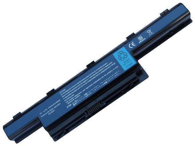 Batterie pour ordinateur portable Acer TravelMate 8571-352G25Mn