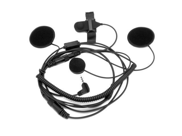 Complete Full Face Helmet Kit Speaker Mic Yaesu Radio VX-110 VX-130 VX-131  VX150 - Newegg com