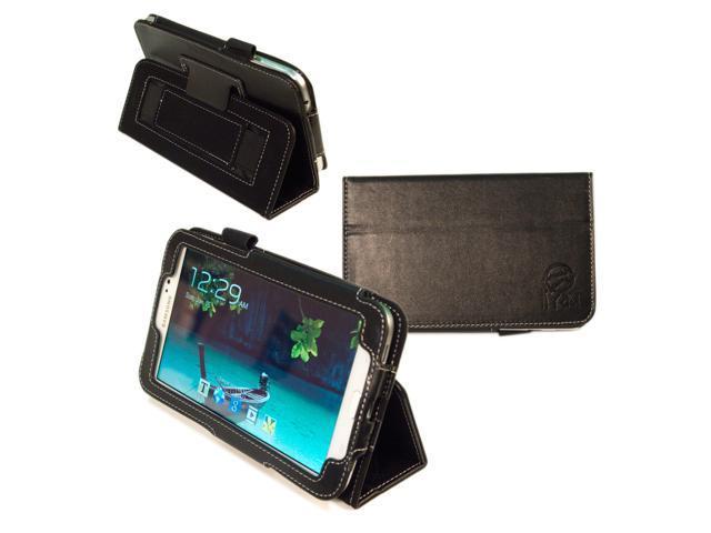 Kyasi Seattle Classic Samsung Galaxy Tab 3 Case Cover Stand Folio 7