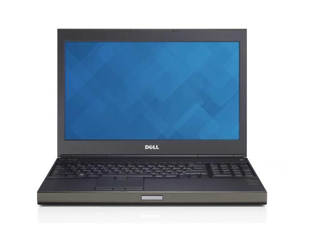 "Refurbished: 3Y WRTY Dell Precision M4800 i7 4710MQ 2 5GHz 15 6"" FHD  (1920x1080) 16GB 512GB SSD FIREPRO M5100M 2G Win 8 1 Pro DVD BT Webcam"
