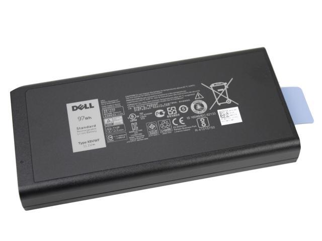 Dell Genuine Battery 9 Cell 97whr Latitude 14 Rugged Extreme 5404 5414 7404 7414 7204 451 Bbbe X8vwf W11ck 1y Wrty Newegg Com