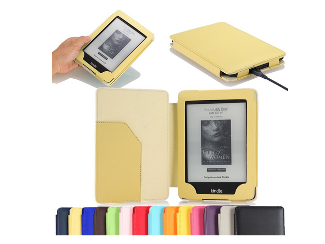 Cover Case for Amazon All-New Kindle Paperwhite (Both 2012 and 2013  versions with 6