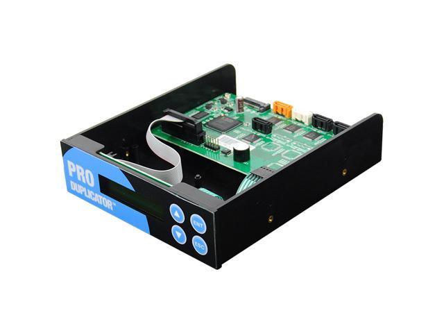 Cables Produplicator 1-11 Blu-ray CD//DVD//BD SATA Duplicator Copier Controller Screws /& Manual