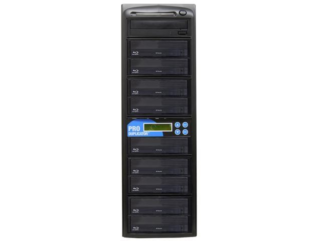 Produplicator 1-9 Target Blu-ray BDXL BD CD DVD Copier Duplicator 14x SATA  Blu ray Burner - Newegg com