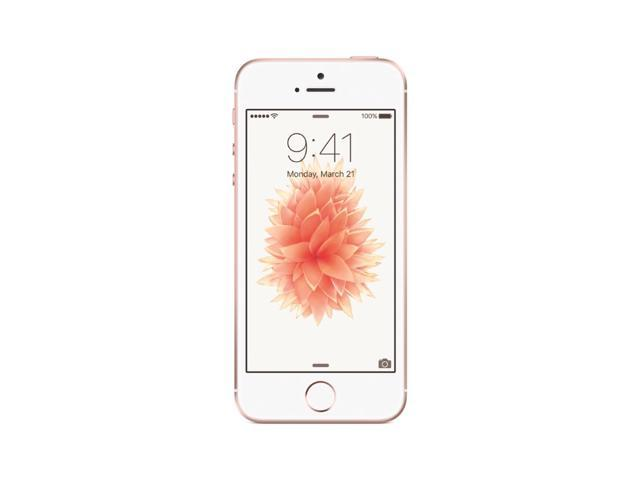 meet 44327 106d8 Used - Very Good: Apple iPhone SE 64GB T-Mobile Rose Gold MLY02LL/A -  Newegg.com