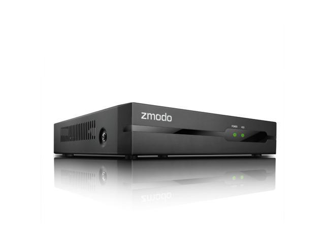 Zmodo 4 Channel 720P HD Network Video Recorder ZP-NE14-S - Newegg com