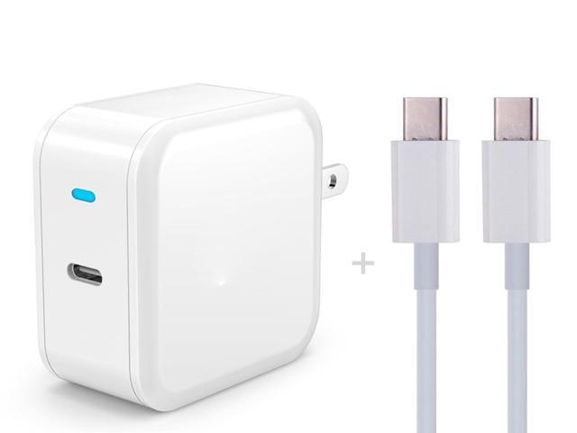 29W Charger for Macbook 12/'/' US USB-C Power Adapter Supply Type-C Charging Cable