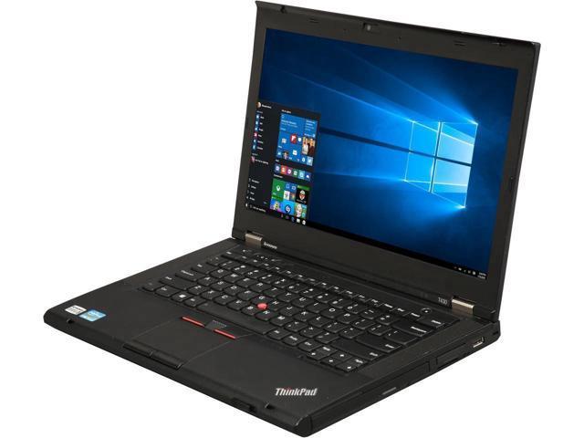 Refurbished: Lenovo Thinkpad T430 14