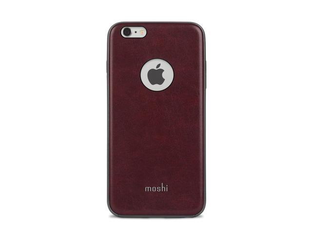 size 40 95480 68c05 Moshi iGlaze Napa iPhone 6/6S Plus Red (99MO080321) - Newegg.com