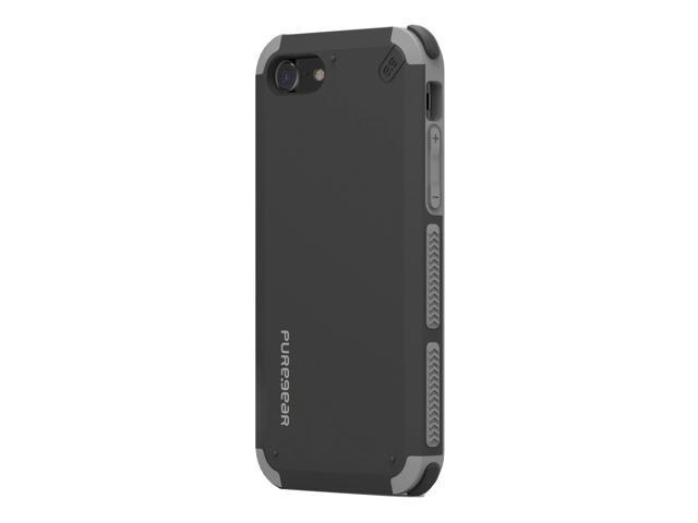 best service 90b7f 3248c Puregear Dualtek iPhone 8/7 Matte Black (61584PG) - Newegg.ca