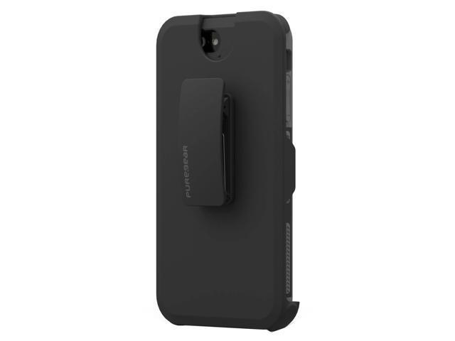 new arrival 45d93 20503 Puregear Dualtek HIP Case iPhone 8 Plus/7 Plus Black (61604PG) - Newegg.com