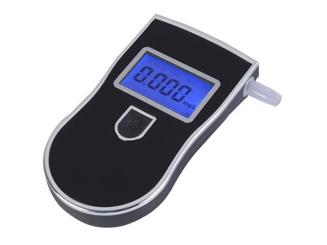 Advance LED Digital Police Breath Alcohol Tester Breathalyzer Analyzer Detector