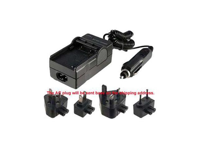 Elura 80 Elura 85 Battery Charger for Canon Elura 70 Elura 90 MiniDV Camcorder