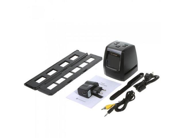 5mp 35mm Usb Lcd Digital Film Converter Slide Negative Photo Scanner