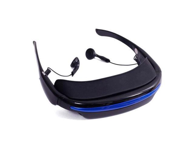 5ecf781134 Portable VG280 HD 52-inch Eyewear Wide Screen Video Glasses Virtual Theatre  4GB