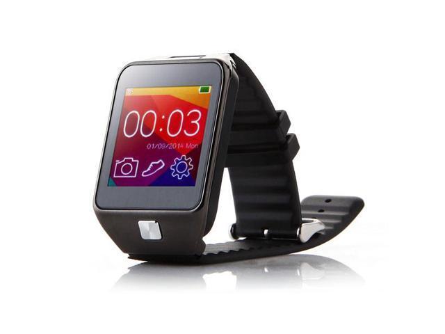 V8 Smartwatch Bluetooth 4 0 Sync Pedometer Sleep Monitor Remote Camera for  Smartphone - Newegg com