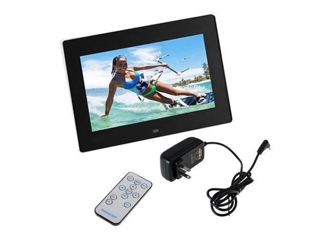 10.1\'\' WIFI HD TFT-LCD 1024 * 768 Digital Photo Frame Alarm Clock ...