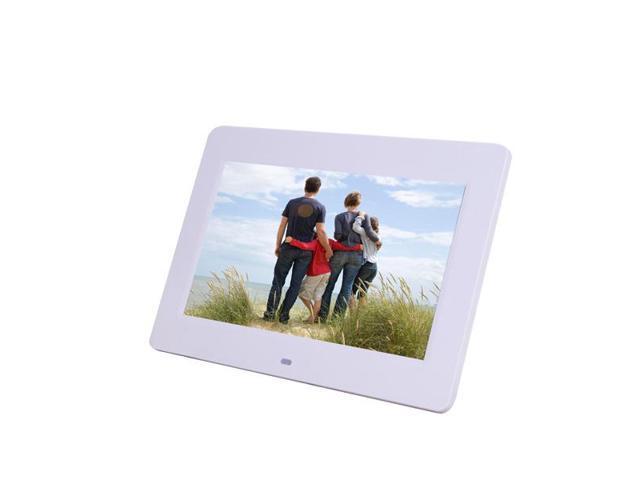 10\'\' HD TFT-LCD 1024 * 600 Digital Photo Frame Alarm Clock MP3 MP4 ...
