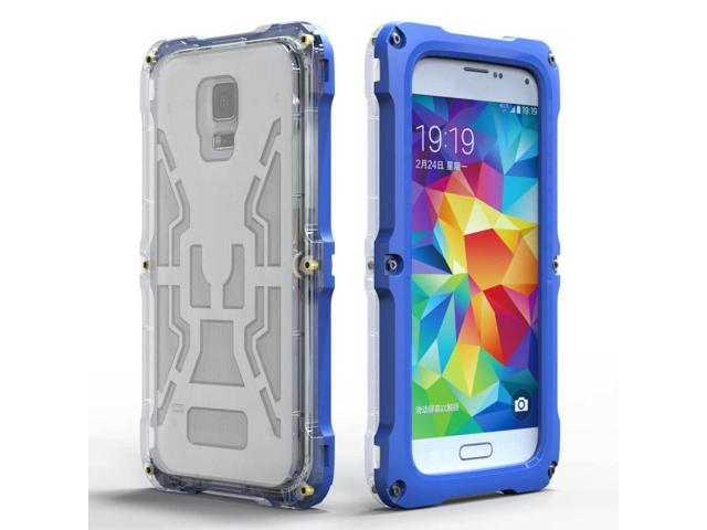 online retailer aab9d 99dd5 New IPX-8 Waterproof Hard Cover Case For Samsung Galaxy S3 S4 S5 Sport  Swimming Diving Phone Cases Transparent Front & Back - Blue - Newegg.com