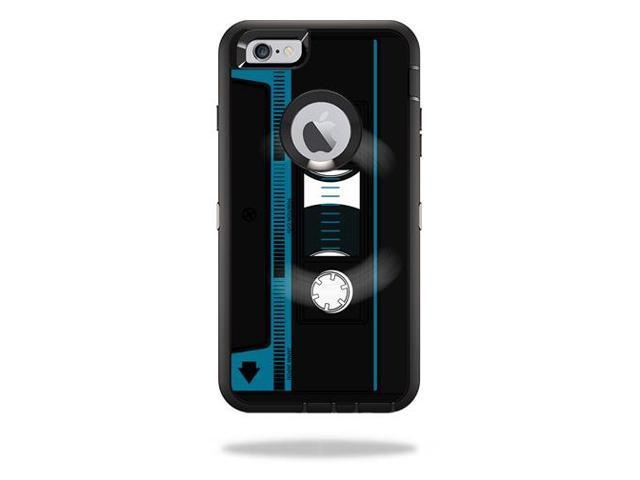 Skin Decal Wrap for OtterBox Defender iPhone 6 Plus 6s Plus Case Cassette  Tape 8fbe5f4d22ca