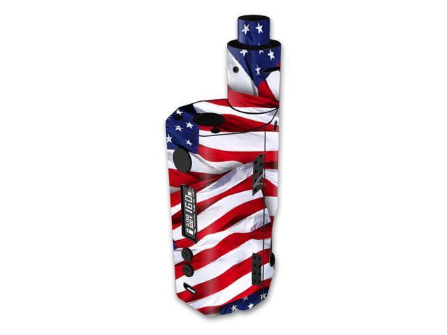 Skin Decal Wrap for Kangertech Dripbox 160 stickers Patriot - Newegg com