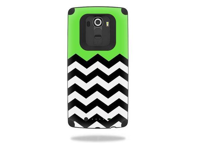 info for 73e9a 3066e Skin Decal Wrap for Mophie Juice Pack LG G4 cover skins Lime Chevron -  Newegg.com