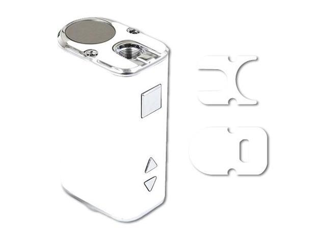 skin decal wrap for eleaf istick 10w mini vaporizer mod vape solid white