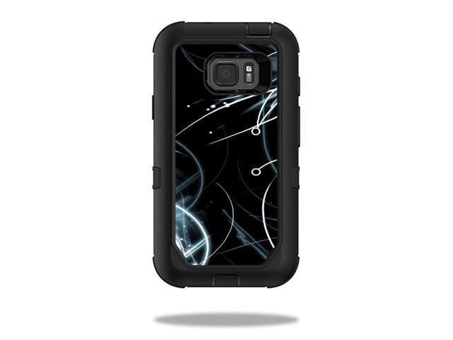 quality design 3c764 bbab9 Skin Decal Wrap for OtterBox Defender Samsung Galaxy S7 Active Case Lit Up  - Newegg.com