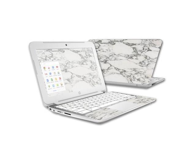 Skin Decal Wrap For Hp Chromebook 11 2015 Cover Skins White