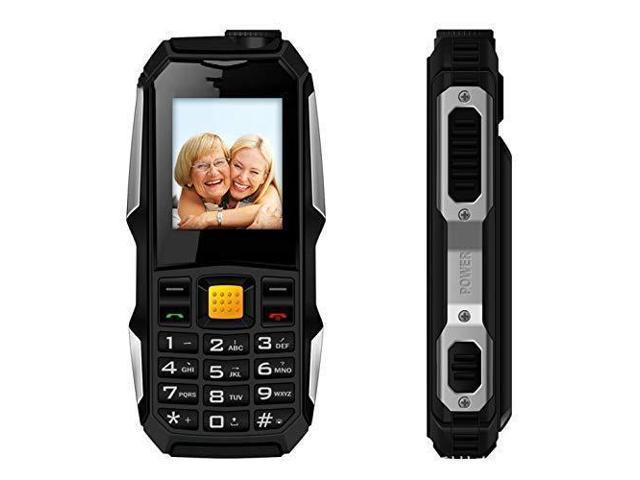 Easy to use Senior Cell Phone, Unlocked Cell Phones for Seniors Loud  Speaker-- 2 0
