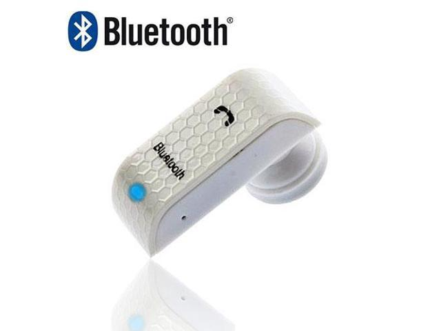 Bt300wh Universal Mini Bluetooth Handsfree Wireless Headset For Apple Iphone Samsung Galaxy Nokia Motorola Htc Blackberry Newegg Com