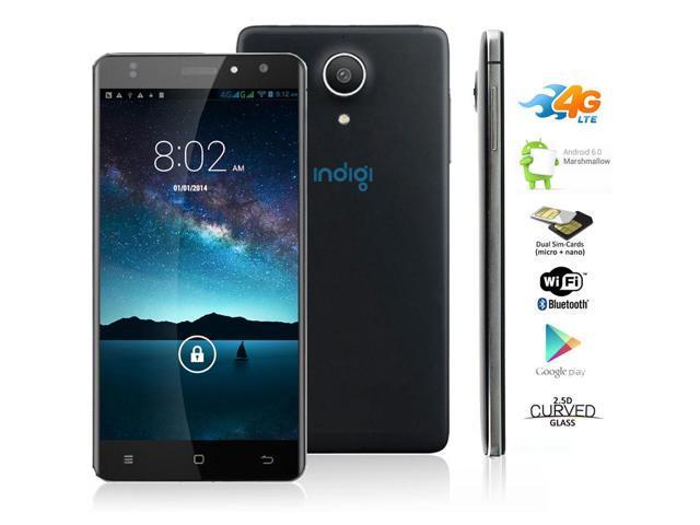Indigi® NEW 5in 4G Unlocked Android 6 0 Smartphone Cell Phone GPS WiFi AT&T  StraightTalk - Newegg com