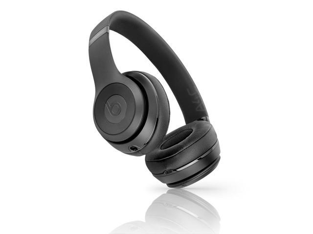 Beats By Dr Dre Beats Solo3 Wireless Headphones Black Newegg Com