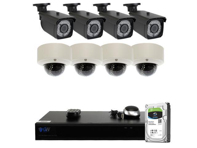497798fd6f4 GW 5MP Full PoE IP Camera Security System