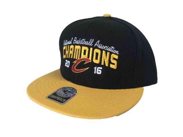 cdf3e0d586195 Cleveland Cavaliers 47 Brand 2016 NBA Finals Champions Snapback Hat Cap