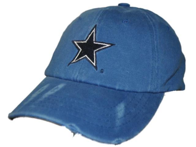 Dallas Cowboys Reebok Blue Star Logo Worn Style Flexfit Hat Cap (L ... 3aa598333