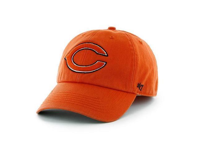 8e989a2fb Chicago Bears 47 Brand Orange Franchise