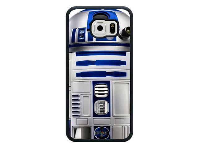 Galaxy S6 Case, Customized Black Soft Rubber TPU Galaxy S6 Case, Star wars  R2D2 robot Galaxy S6 Case(Not Fit Galaxy S6 Edge) - Newegg com