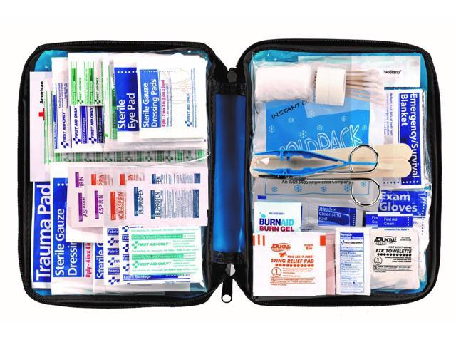 First Aid Only FAO-442 Large All-Purpose First Aid Kit - Newegg com
