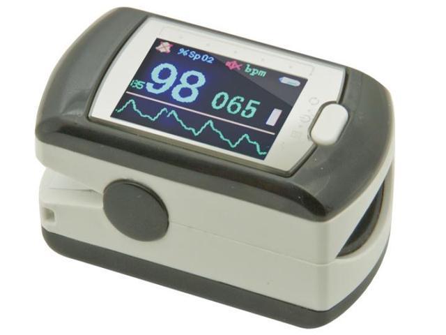 CMS50EW color OLED Fingertip Pulse Oximeter,blood oxygen