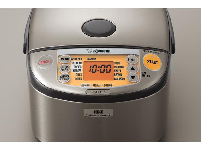 Zojirushi NP-GBC05 Induction Heating System Rice Cooker and Warmer accessories