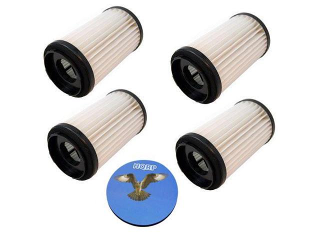 4-Pack HQRP Filter for Miele Jubilee Leo Libra Pisces
